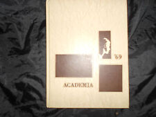 1969 ACADEMIA, ATHENS ACADEMY, ATHENS, GA. YEARBOOK ANNUAL