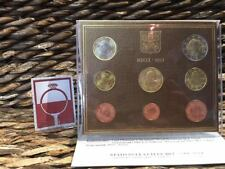 VATICAAN 2011 B.U. SET (1 ct t/m € 2,=)
