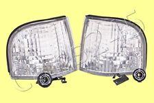 MERCEDES MB100 MB140 SsangYong Daewoo Istana 95-04 Turn Signal Corner Lamps PAIR