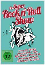 DVD Die Super Rock n' Roll Show mit Jerry Lee Lewis, Bill Haley, Little Richard