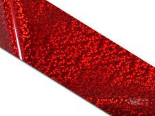 Transferfolie Folie 20cmx 6cm Nailart Rot #00330-065