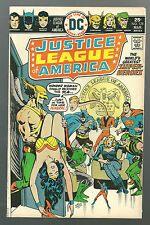 Justice League of America 128 VF/NM comic JLA Bronze Age 1970's