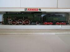 Arnold N 2530 locomotiva btr.nr.3610 kbaysts verde (rg/aa/60s5) vpdef