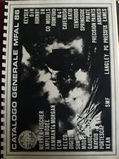 Catalogo generale MFAL 1986 - ITA - Tr.4