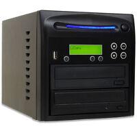SySTOR 1-1 Flash USB Memory Stick Pen Drive Thumb Card CD DVD Duplicator Copier