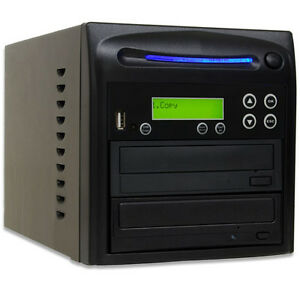 SySTOR 1-1 USB Memory Drive to BLU-RAY CD DVD Duplicator Copier
