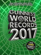 GUINNESS BOOK OF WORLD RECORDS 2017 Hardcover book   BRAND NEW!!!  Sports