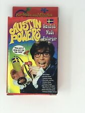 New listing Austin Powers Swedish Made Male Enlarger Novelty Pump Vintage 1998 New Mint Nib