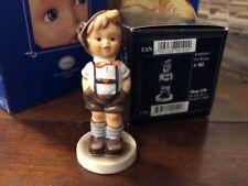 M.I. Hummel Figurine For Keeps Hum 630 Tm 7 Special Club Exclusive Nib Goebel