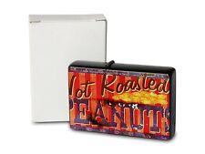 Pocket Windproof Lighter Brushed Oil Refillable M.A. Allen peanuts