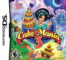 Cake Mania 3 NDS New Nintendo DS