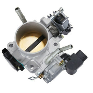 Car Throttle Body Assembly fit for Honda Accord EX LX 2.4L 2003-05 16400-RAA-A62