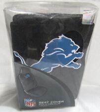 NFL NIB CAR SEAT COVER BY FREMONT DIE - DETROIT LIONS