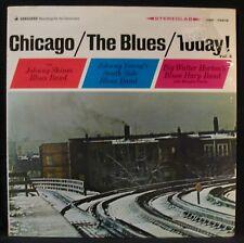 CHICAGO THE BLUES TODAY Vol.3 Album-VANGUARD #VSD 79218-Still In Shrink Wrap