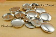 boutons à recouvrir presse à recouvrir boutons 27 mm Paquet de 50 boutons #45