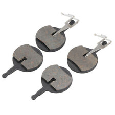2Pairs Mtb Motorbike Cycle Disc Resin Brake Pads Suit For Avid Bb5 New