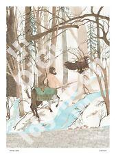 * Centaur * Fantasy, High Quality Art Print Signed by Artist