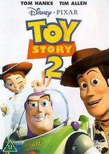Toy Story 2 Walt Disney Joan Cusack, Tom Hanks, Tim Allen, Kelsey NEW UK R2 DVD