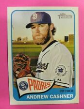 2014 Topps Heritage, San Diego Padres - ANDREW CASHNER