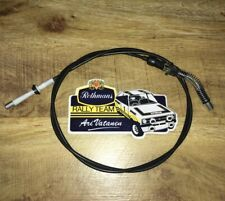 Throttle Cable RHD Ford Mk1 Mk2 Escort Cosworth 2wd Cosworth YB Race Rally