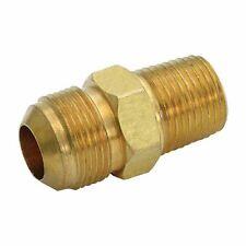 Ez-Flo 62744 Brass Flare Gas Fittings - Male Adapter