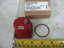 Cummins N14 & 855 24V Fuel Solenoid PAI P/N 180210 Ref# 3054610, 134074, 3054609