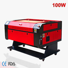 100W Laser Engraver Engraving & Cutting Machine 600mm*900mm,Promotion!