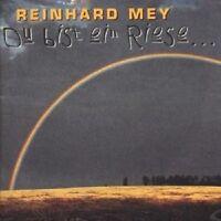 """REINHARD MEY """"DU BIST EIN RIESE..."""" CD NEUWARE"""