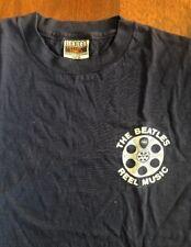 VTG The Beatles Reel Music T Shirt 1982 John Paul Ringo George 50/50 US OG Promo