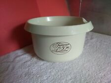 Vintage Tupperware 30th Anniversary Mixing Bowl Made in Belgium ~ RARE ~     #31