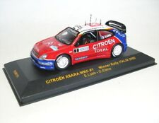 Citroen Xsara WRC No.1 S. Loeb Ganador Rally Italia 2005
