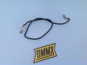 Honda CRF 250X Battery Cable / Negative Solenoid  2005