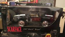 Scarface Buick regal Scala 1/18 NUOVO ✔️