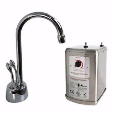 Westbrass Develosah 2-Handle Hot and Cold Water Dispenser