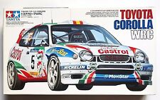 TAMIYA 1/24 Toyota Corolla WRC 1998 Castrol sports car series #24209 scale model