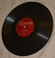Roaring 20s Exotica dance band 78 Harmony 654-H The Desert Song Harmonians 1928
