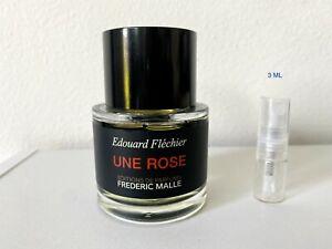 Frédéric Malle Une Rose Eau de Parfum UNISEX Men Women PERFUME Sample Decant 3ml