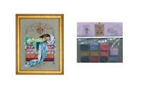 MIRABILIA Cross Stitch PATTERN and EMBELLISHMENT PACK Sleeping Princess MD123