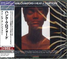 HANK CRAWFORD-I HEAR A SYMPHONY-JAPAN BLU-SPEC CD B50