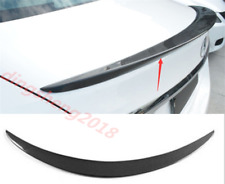 Carbon Fiber Spoiler Trunk Tail Spoiler Decor For Mercedes Benz W218 AMG