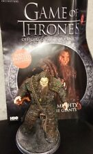 Game Of Thrones GOT Official Collectors Models King Mag Mar Tun Doh Weg EAGLEMOS
