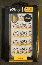 NEW Otter Box Disney Mickey Mouse OtterBox Cell Phone Case Apple iPhone X Xs 10