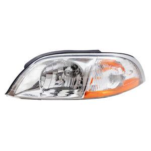 Headlight Assembly fits 99-03 Ford Windstar Drivers Side Headlamp XF2Z13008BA