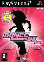 Dance: UK (Game Only) PS2 (PlayStation 2) - Free Postage - UK Seller