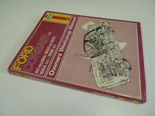 Ford Haynes 1966 Car Service & Repair Manuals