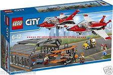 PRONTA CONSEGNA - LEGO 60103 CITY SHOW AEREO ALL'AEROPORTO AIRPORT AIR SHOW