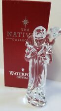 Waterford Crystal The Nativity Shepard With Box