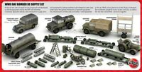 Airfix A05330 - 1/72 WWII Raf Bomber Re-Supply Set - New