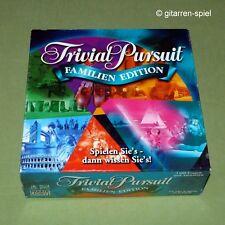Trivial Pursuit Familien Edition mit 3600 Fragen ab 10 Jahren von Parker 1A Top!
