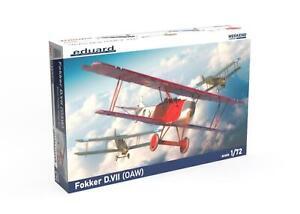 Eduard 7407 1/72 Fokker D VII OAW Plastic Model Kit Brand New